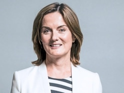 Telford's Tory MP Lucy Allan welcomes rival Brexit Party candidates