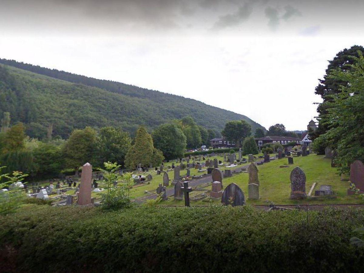 Old Knighton Cemetery. Photo: Google