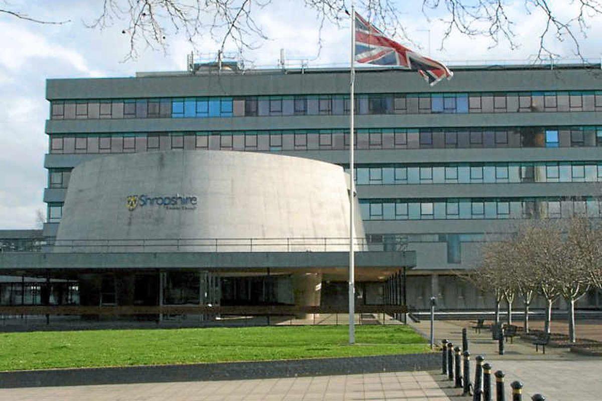 Shropshire Council's private company to make a profit
