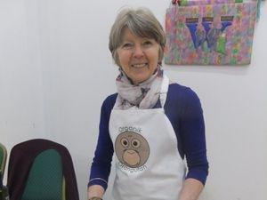 Rosemarie Cantrill from Organik Orangutan