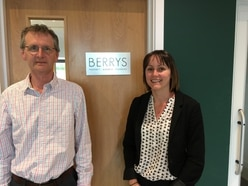 Berrys continues expansion at Shrewsbury office