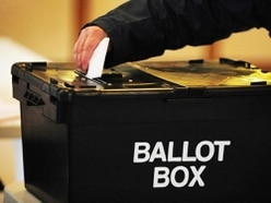 Donnington ward candidates