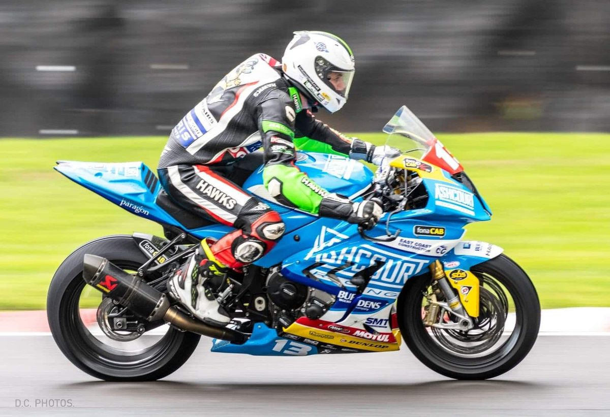Barry Furber has two new teams and two new bikes for the rest of the season and into 2021