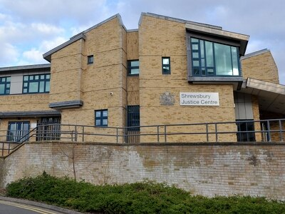 Couple deny attacking man at Oswestry house