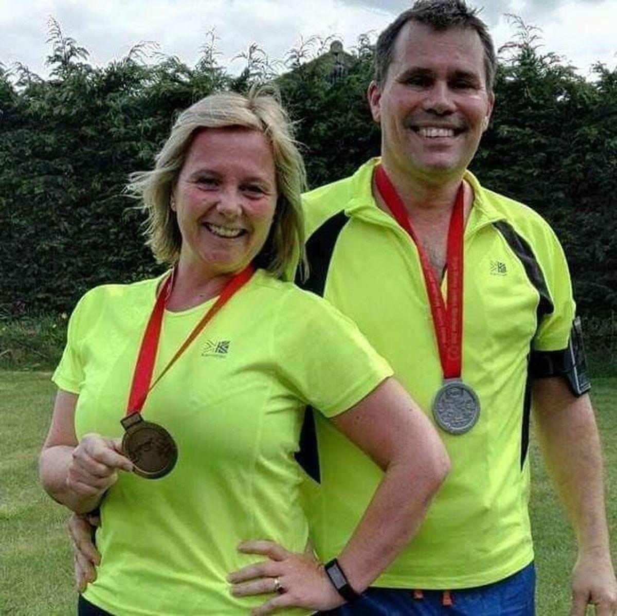 Nigel and Jane Chaloner