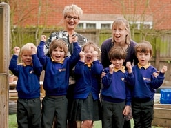 Shrewsbury Prepatoria rated 'outstanding' by Ofsted in first inspection
