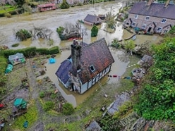 Storm Jorge: New weather warnings bring fresh misery to residents of flood-hit Shropshire
