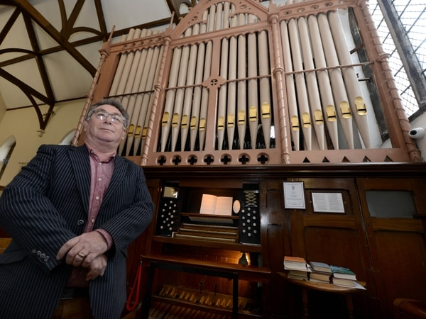 Historic sounds to fill Market Drayton church