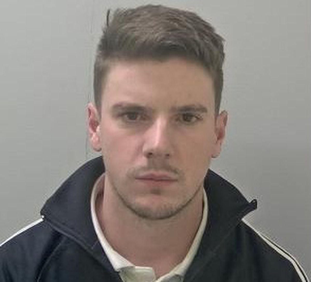Timothy Schofield. Photo: West Mercia Police.