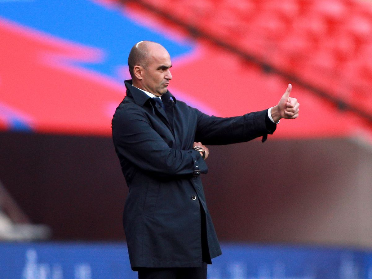 Belgium manager Roberto Martinez has backed his players to handle the expectation on their shoulders at the Euro 2020 finals