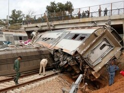 Seven killed as shuttle train derails in Morocco