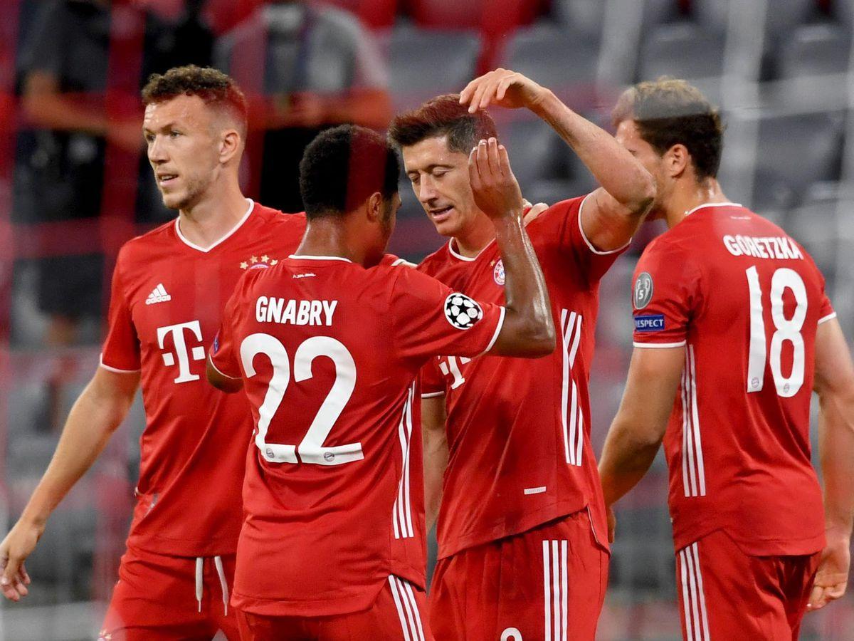 Defending champions Bayern Munich have struggled in recent weeks