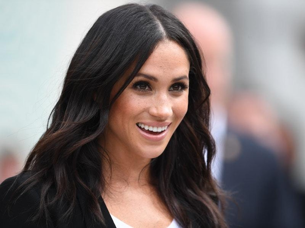Meghan Markle gets teary over Serena Williams' Wimbledon speech