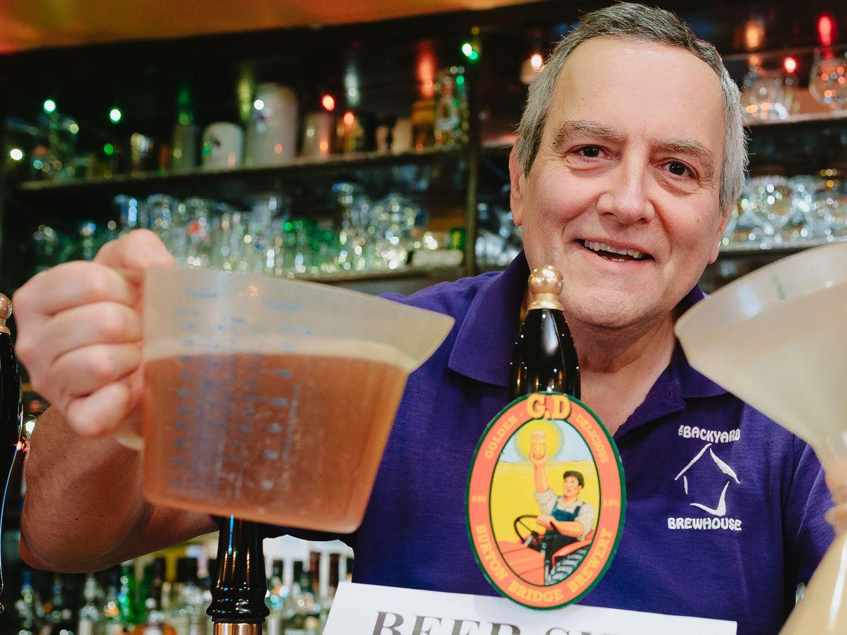 John Ellis of the Crown Inn