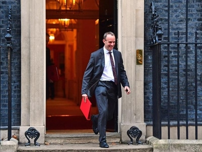 Timeline of Brexit chaos at heart of government