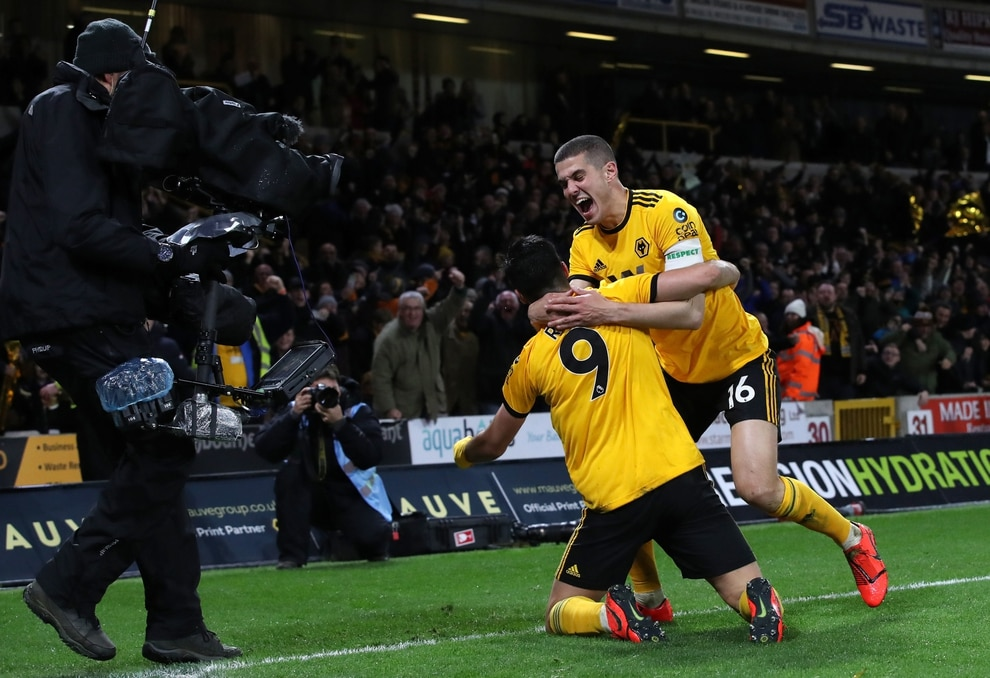 32e75a24e70 Wolves 2 Manchester United 1 – Report and pictures