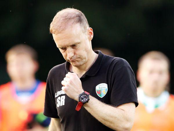 The New Saints manager Scott Ruscoe
