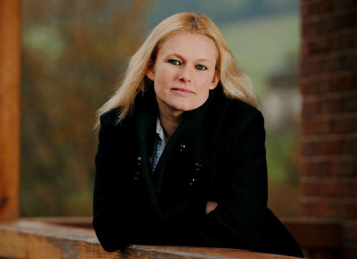 Clinical psychologist Dr Beatrice Cox