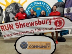 Fitness firm chooses Shrewsbury Town in the Community as charity partner