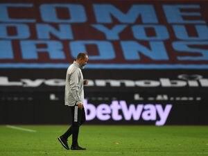 A dejected Nuno Espirito Santo the head coach / manager of Wolverhampton Wanderers (AMA)
