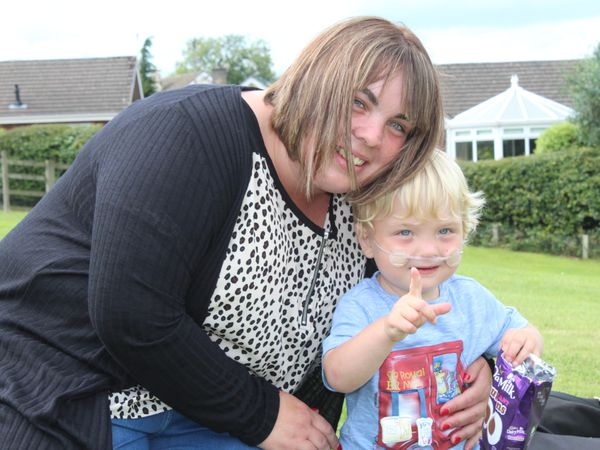 Bethan and Oliver