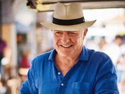 Doyen of food Rick Stein is a man for all seasons