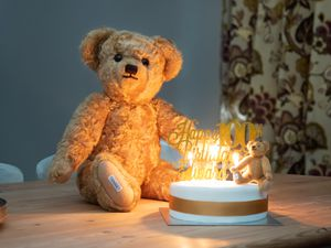 Christopher Robin's much-loved childhood bear turns 100 this weekend