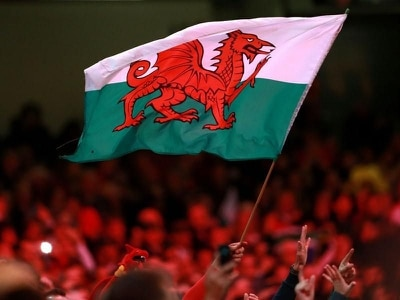 Welshpool rugby fans see red - or rather they don't