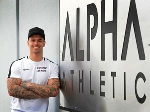 Personal trainer Kamrun Hundal, who works at Alpha Athletic, Newport