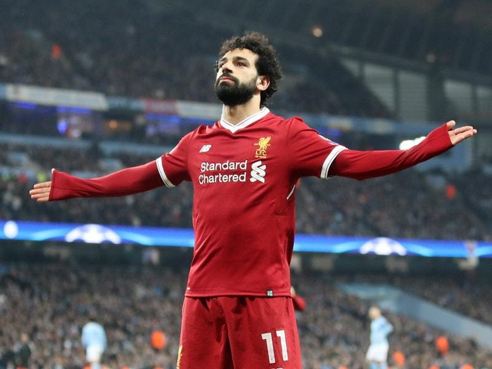 Liverpool boss Jurgen Klopp confident Mohamed Salah not ...