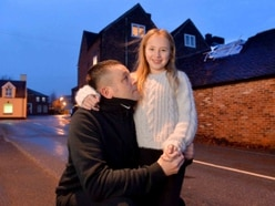 Hero girl, 9, praised by fire service after children saved from Shropshire house blaze