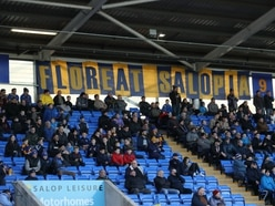 Shrewsbury Town to install safe-standing by end of the season