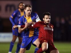 Shrewsbury's Dave Edwards hails the 'magic of the cup' after draw with Liverpool