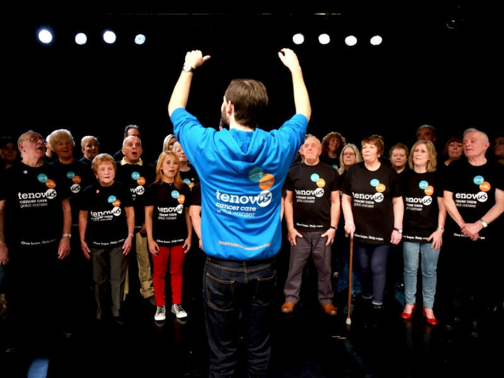 New choir launched for Shropshire people affected by cancer