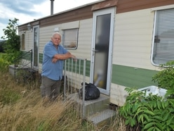Anger as caravans ordered off holiday park near Bridgnorth