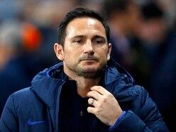 Chelsea blip hasn't changed Frank Lampard's transfer plans