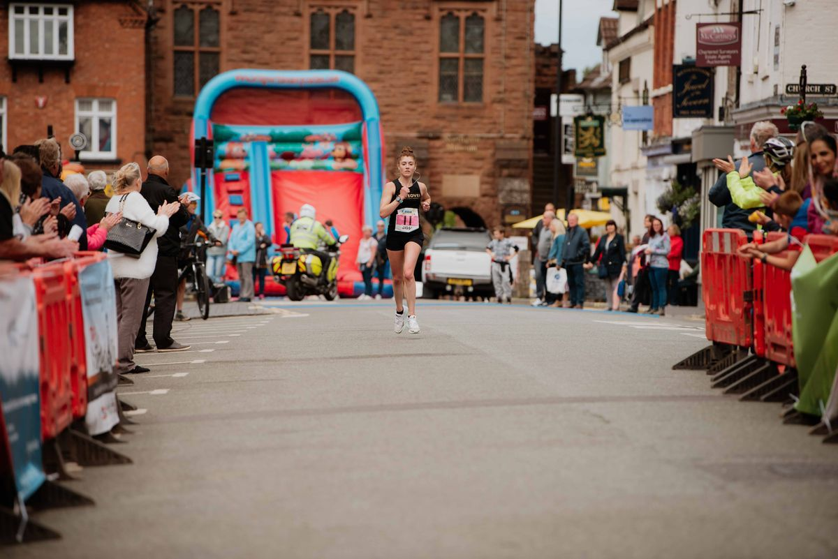 The Bridgnorth Walk & Marathon 2019
