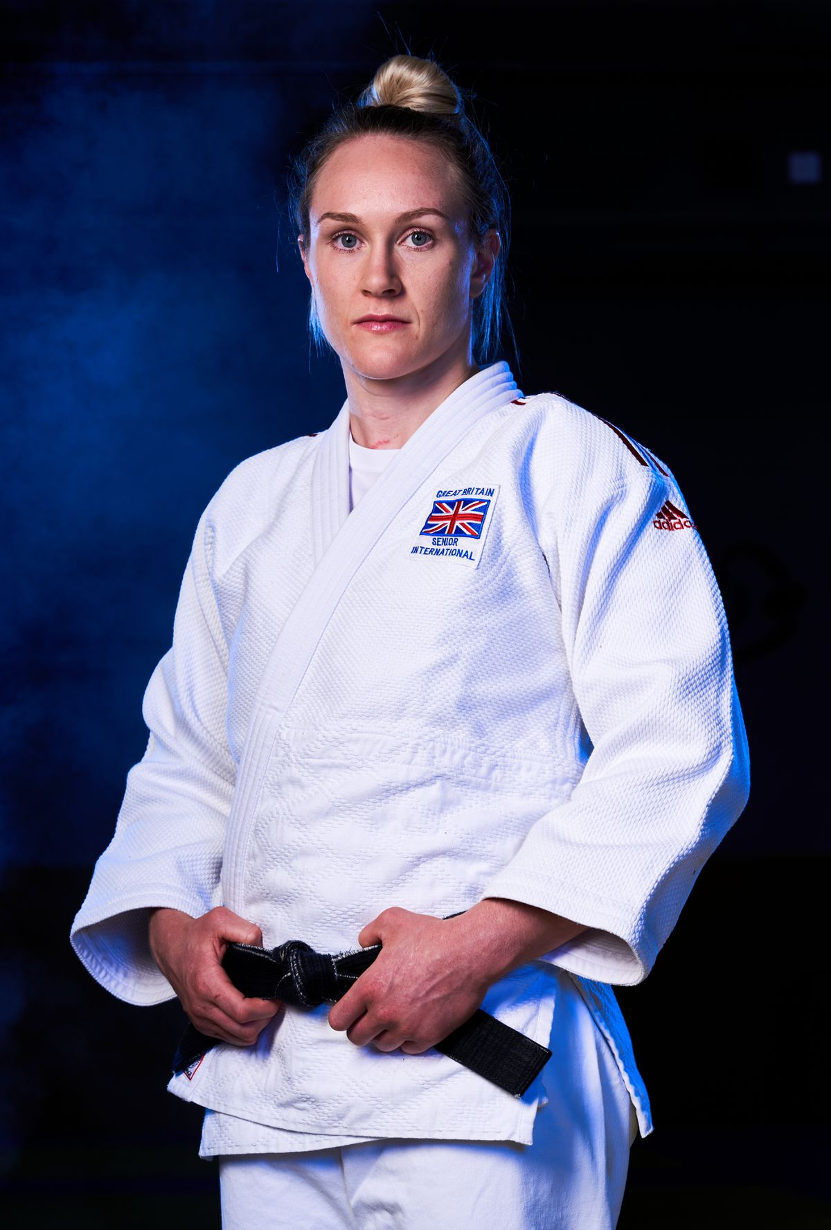 Team GB's Gemma Howell during the Judo World Championships team announcement and media day at the BJA Centre of Excellence, Walsall..