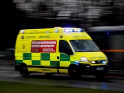 Two seriously injured and another hurt in Market Drayton crash