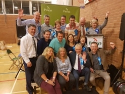 Montgomeryshire General Election results: Glyn Davies holds seat for third time