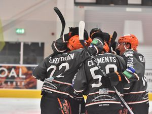 Telford Tigers' fightback not quite enough