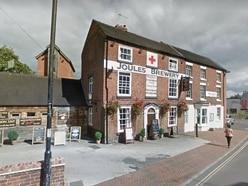 Burglars cause 'horrific' damage at Market Drayton pub to steal wheel of cheese