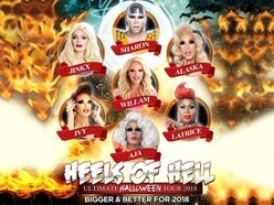 Sharon Needles, Alaska, Jinkx Monsoon and more: RuPaul's Drag Race stars to perform in Birmingham Halloween show