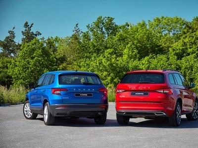 Skoda reveals updated Karoq and Kodiaq SUVs