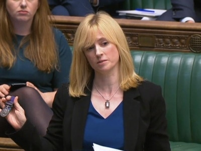 Labour's Rosie Duffield quits as party whip after lockdown breach