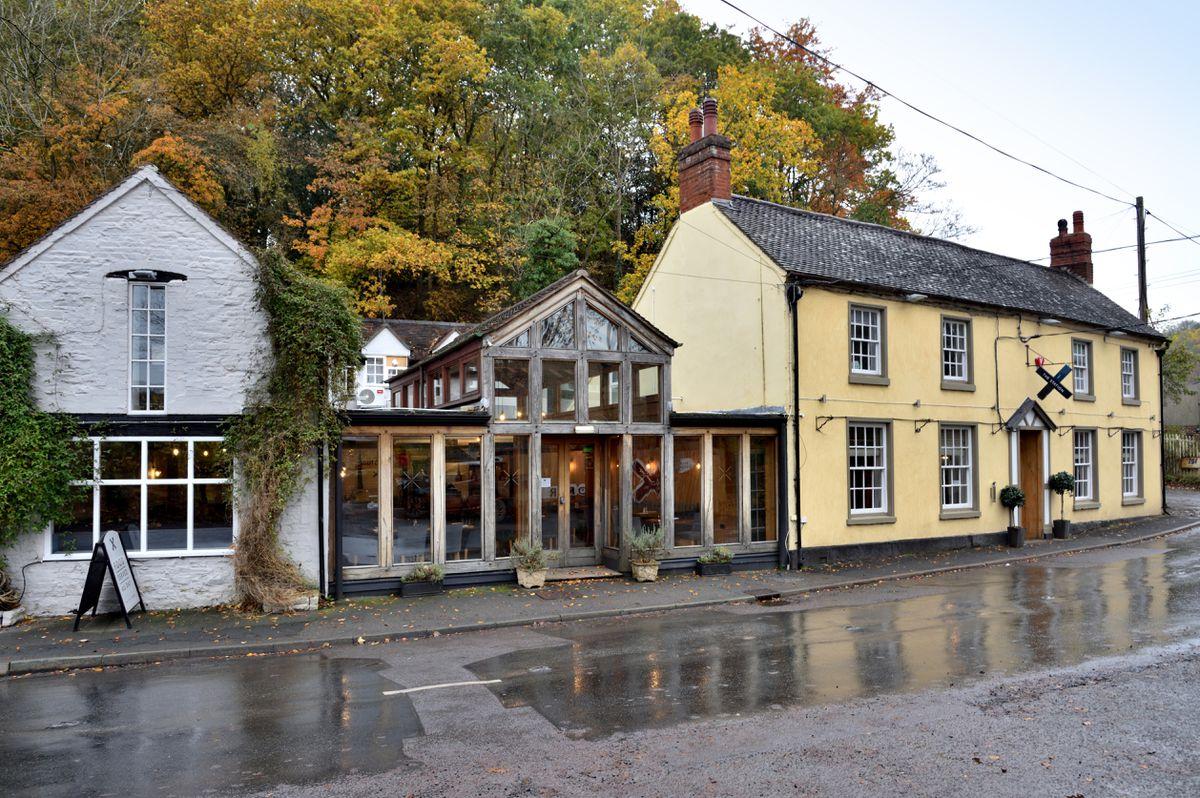 Station inn, Marshbrook review.