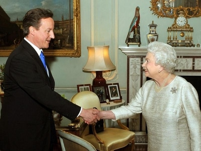 Cameron: Frustration prompted Queen plea during Scottish independence referendum