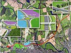 £71m being 'wasted' on new Shrewsbury relief road
