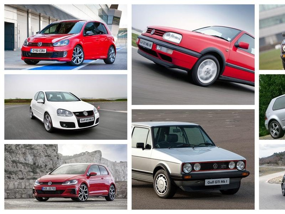every golf gti ranked from worst to best shropshire star. Black Bedroom Furniture Sets. Home Design Ideas