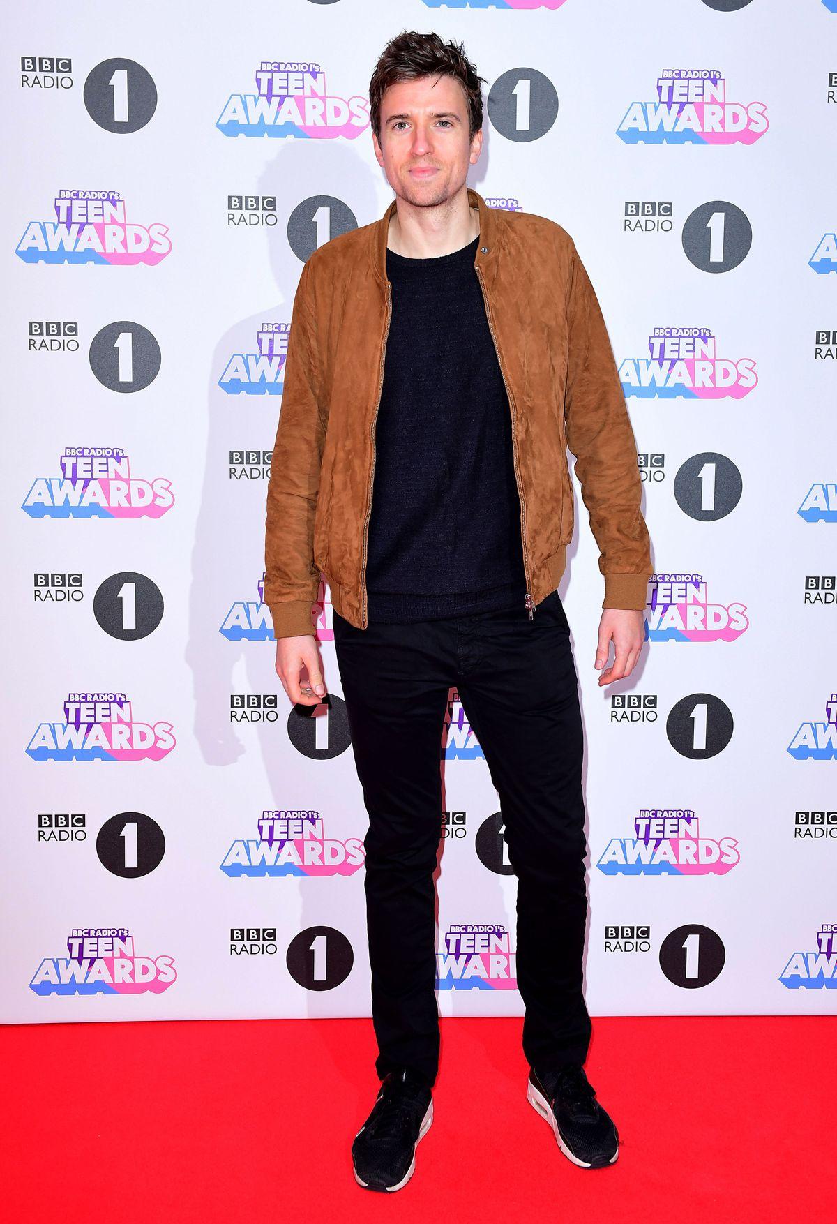 Greg James - host of the Radio One Breakfast Show